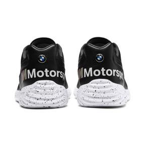 Thumbnail 4 of BMW MMS Speedcat Evo Synth, Black-Black-White, medium
