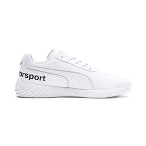 Thumbnail 5 of BMW M Motorsport Speedcat Evo Shoes, Puma White-Puma White, medium