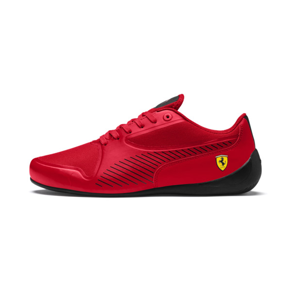 Ferrari Drift Cat 7 Ultra Trainers, Rosso Corsa-Puma Black, large