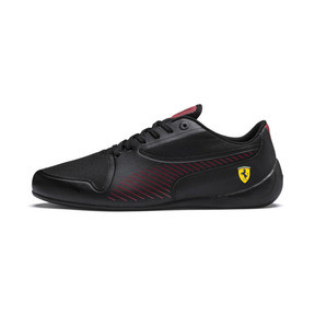 Thumbnail 1 of Ferrari Drift Cat 7 Ultra Sneaker, Puma Black-Rosso Corsa, medium