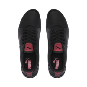 Thumbnail 6 of Ferrari Drift Cat 7 Ultra Trainers, Puma Black-Rosso Corsa, medium