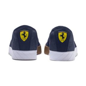 Thumbnail 3 of Scuderia Ferrari Men's Slip-On Track Shoes, Peacoat-Peacoat, medium