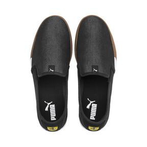 Thumbnail 6 of Scuderia Ferrari Men's Slip-On Track Shoes, Puma Black-Puma Black, medium