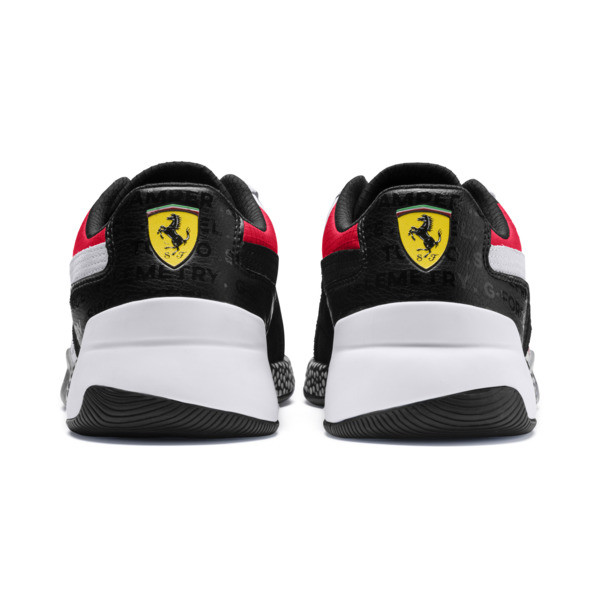 Scuderia Ferrari Speed Hybrid, Black-White-Rosso Corsa, large