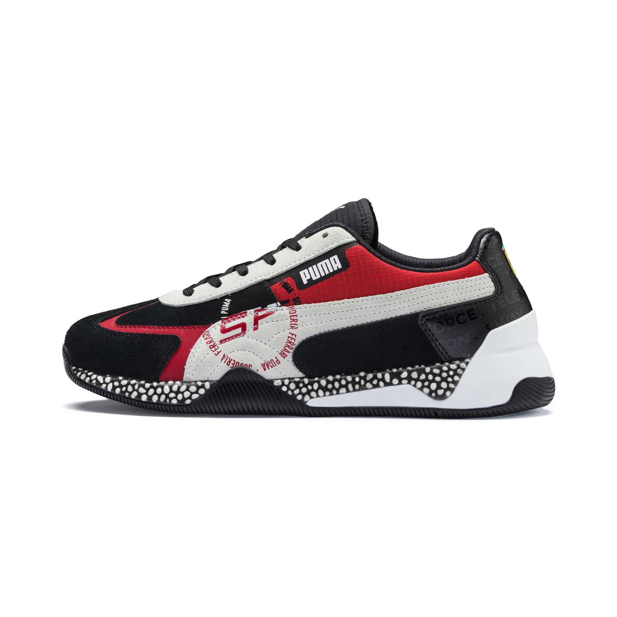 Sneaker Ferrari Speed Neu Schuhe Männer Hybrid Puma Herren