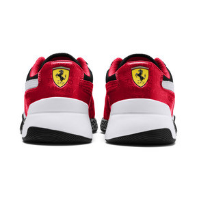Thumbnail 4 of Ferrari Speed HYBRID Men's Trainers, Rosso Corsa-White-Black, medium