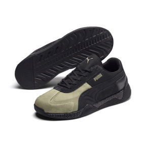 Thumbnail 3 of Ferrari Speed HYBRID LS Men's Trainers, Moonless Night-Elm, medium