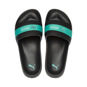 Thumbnail 6 of MAPM Leadcat Slides, Puma Black-Spectra Green, medium