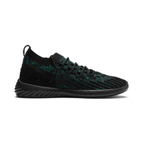Thumbnail 5 of Mercedes AMG Petronas SpeedCat FUSEFIT Sneaker, Puma Black-Spectra Green-Blk, medium
