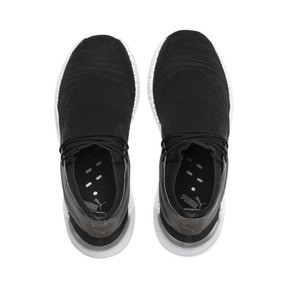 Thumbnail 6 of Basket Porsche Design Hybrid evoKNIT pour homme, Jet Black-Puma White, medium