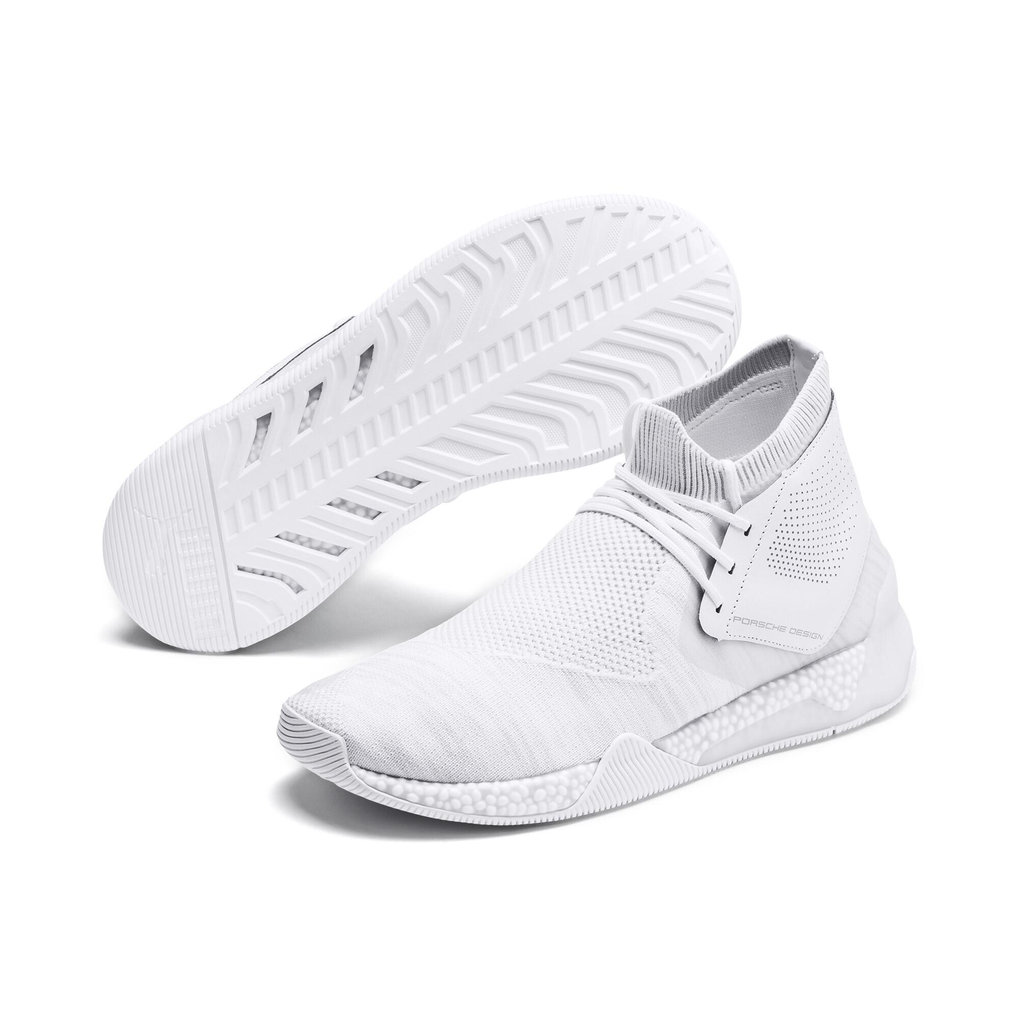【プーマ公式通販】 プーマ PORSCHE DESIGN ハイブリット EVOニット メンズ Puma White-Puma White |PUMA.com