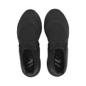 Thumbnail 6 of Porsche Design HYBRID evoKNIT Men's Running Shoes, Jet Black-Jet Black-JetBlack, medium