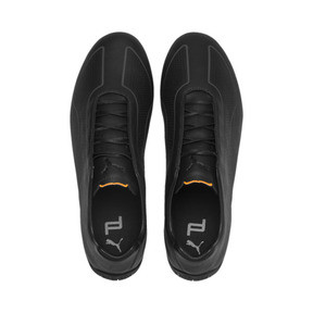 Thumbnail 6 of Porsche Design SpeedCat Lux Men's Trainers, Jet Black-OrangePop-JetBlack, medium