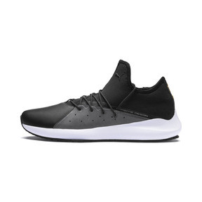 Thumbnail 1 of Porsche Design Evo Cat II Men's Trainers, Jet Black-Smoked Pearl-White, medium