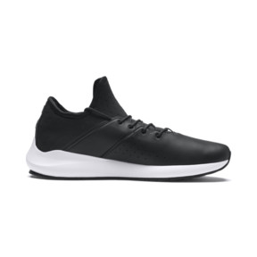 Thumbnail 5 of Porsche Design Evo Cat II Men's Trainers, Jet Black-Smoked Pearl-White, medium