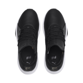 Thumbnail 6 of Porsche Design Evo Cat II Men's Trainers, Jet Black-Smoked Pearl-White, medium