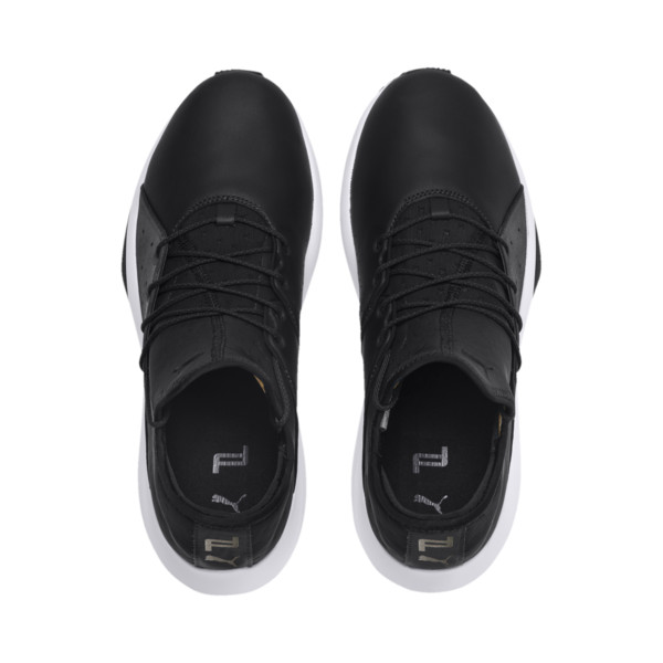 Porsche Design Evo Cat II Herren Sneaker, Jet Black-Smoked Pearl-White, large