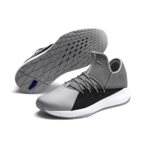 Thumbnail 2 of Porsche Design Evo Cat II Men's Trainers, Glacier Gray-SmokedPearl-Wht, medium