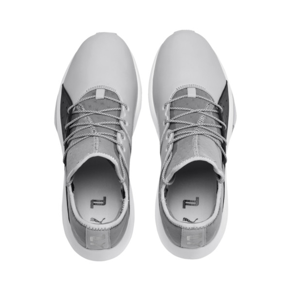 Porsche Design Evo Cat II Men's Trainers, Glacier Gray-SmokedPearl-Wht, large