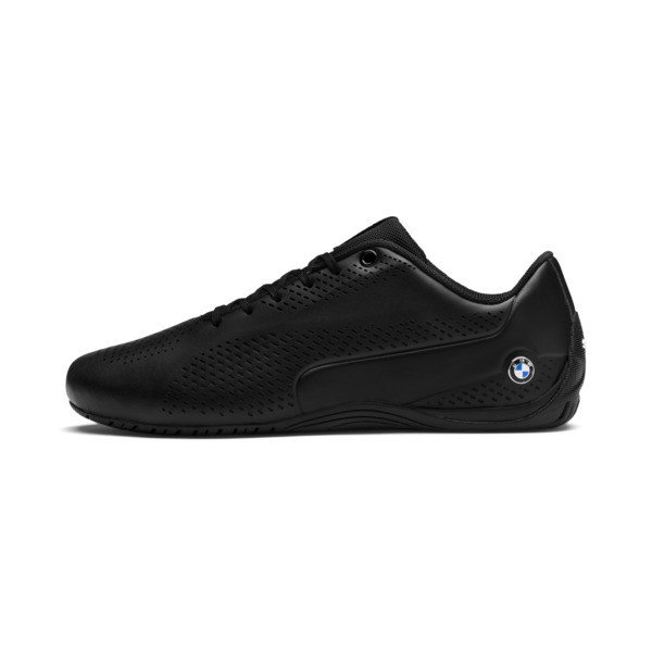 BMW M Motorsport Drift Cat Ultra 5 II Shoes, Puma Black-Puma Black, large