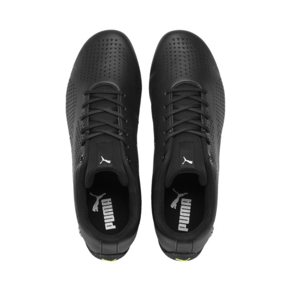BMW M Motorsport Drift Cat Ultra 5 II Shoes, Puma Black-Fizzy Yellow, large