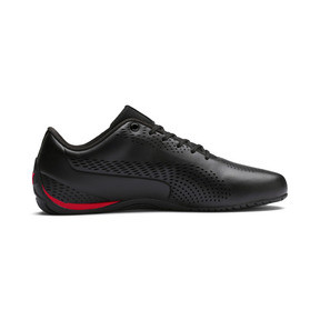 Thumbnail 5 of Scuderia Ferrari Drift Cat 5 Ultra II Men's Shoes, Puma Black-Rosso Corsa, medium