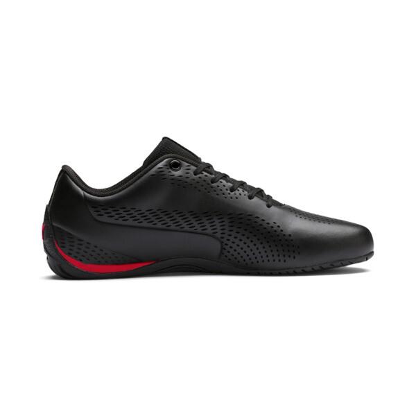 Scuderia Ferrari Drift Cat 5 Ultra II Men's Shoes, Puma Black-Rosso Corsa, large