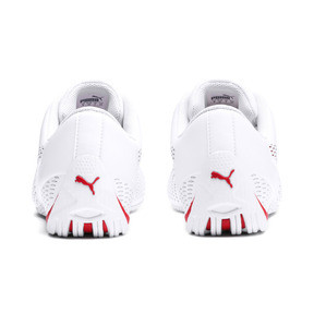 Thumbnail 3 of Scuderia Ferrari Drift Cat 5 Ultra II Men's Shoes, Puma White-Rosso Corsa, medium