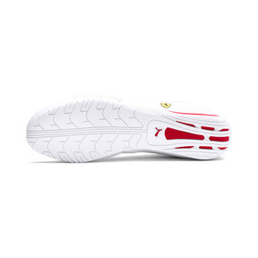Thumbnail 4 of Scuderia Ferrari Drift Cat 5 Ultra II Men's Shoes, Puma White-Rosso Corsa, medium