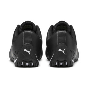 Thumbnail 4 of Ferrari Drift Cat 5 Ultra II Trainers, Puma Black-Puma White, medium