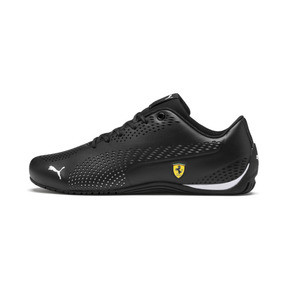Thumbnail 1 of Ferrari Drift Cat 5 Ultra II Trainers, Puma Black-Puma White, medium