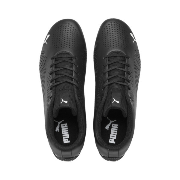 Ferrari Drift Cat 5 Ultra II Trainers, Puma Black-Puma White, large