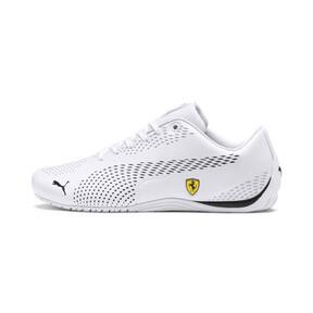 Thumbnail 1 of Scuderia Ferrari Drift Cat 5 Ultra II Men's Shoes, Puma White-Puma Black, medium