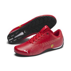 Thumbnail 3 of Scuderia Ferrari Drift Cat 5 Ultra II Men's Shoes, Rosso Corsa-Puma White, medium