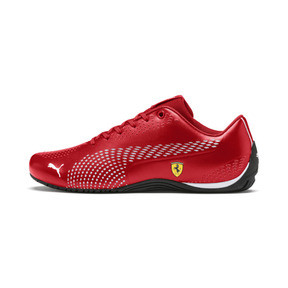 Thumbnail 1 of Ferrari Drift Cat 5 Ultra II Trainers, Rosso Corsa-Puma White, medium