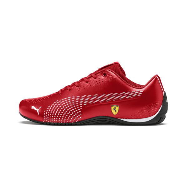 Scuderia Ferrari Drift Cat 5 Ultra II Men's Shoes, Rosso Corsa-Puma White, large
