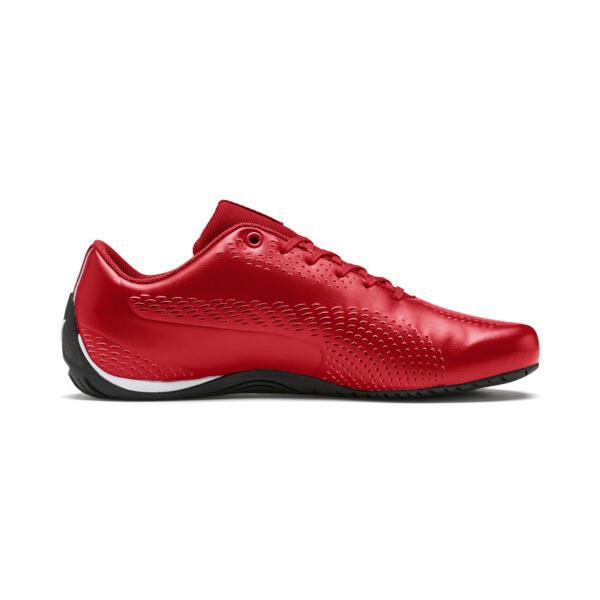 ZapatosScuderiaFerrariDrift Cat5Ultra II para hombre, Rosso Corsa-Puma White, grande