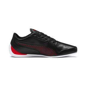 Thumbnail 5 of Scuderia Ferrari Drift Cat 7S Ultra Shoes, Puma Black-Rosso Corsa, medium