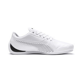 Thumbnail 5 of Scuderia Ferrari Drift Cat 7S Ultra Men's Shoes, Puma White-Puma Black, medium