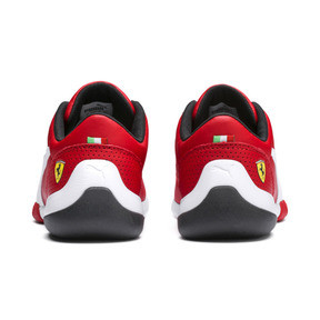 Thumbnail 3 of Ferrari Kart Cat III Youth Trainers, Rosso Corsa-Puma White, medium