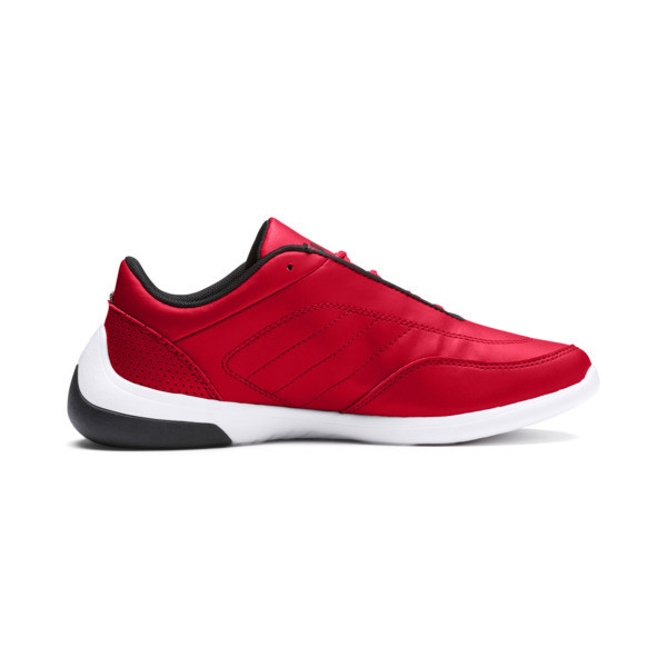 Ferrari Kart Cat III Youth Trainers, Rosso Corsa-Puma White, large