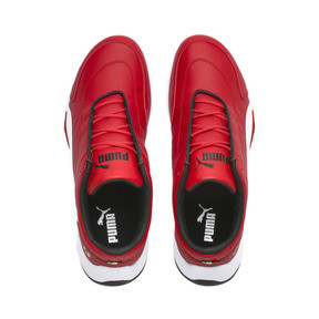 Thumbnail 6 of Ferrari Kart Cat III Youth Trainers, Rosso Corsa-Puma White, medium