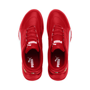 Thumbnail 6 of Scuderia Ferrari Kart Cat III Shoes JR, Rosso Corsa-Wht-Rosso Corsa, medium