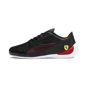 Imagen en miniatura 1 de Zapatillas de niño Drift Cat 7S Ultra Youth Ferrari, Puma Black-Rosso Corsa, mediana