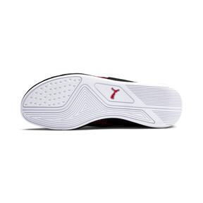 Thumbnail 4 of Scuderia Ferrari Drift Cat 7S Ultra Shoes JR, Puma Black-Rosso Corsa, medium