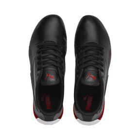 Imagen en miniatura 6 de Zapatillas de niño Drift Cat 7S Ultra Youth Ferrari, Puma Black-Rosso Corsa, mediana