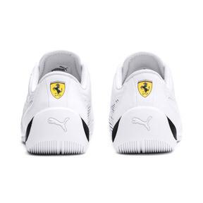Thumbnail 3 of Ferrari Drift Cat 7S Ultra Youth Trainers, Puma White-Puma Black, medium