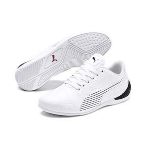 Thumbnail 1 of Scuderia Ferrari Drift Cat 7S Ultra Shoes JR, Puma White-Puma Black, medium