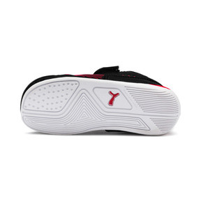 Thumbnail 4 of Ferrari Drift Cat 7S Ultra Kids' Trainers, Puma Black-Rosso Corsa, medium