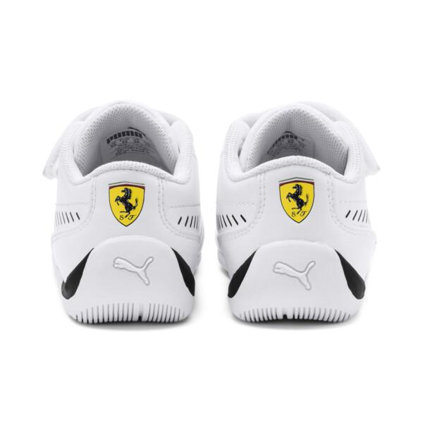 Basket Ferrari Drift Cat 7S Kids, Puma White-Puma Black, large